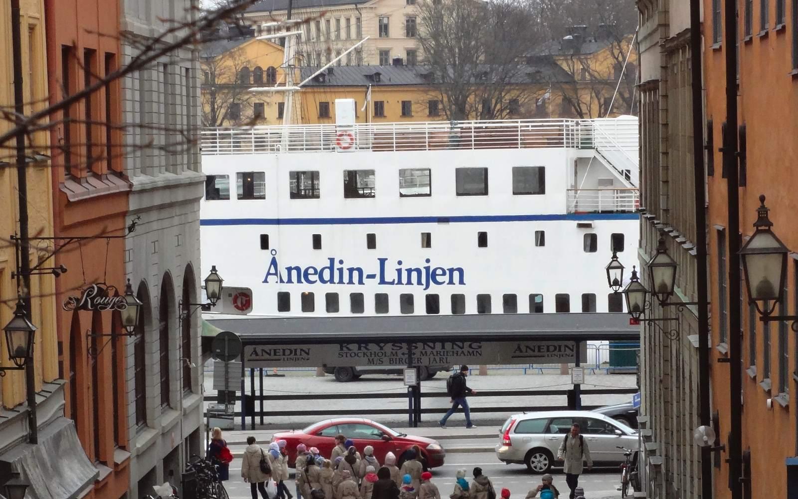 sjömil västerås stockholm