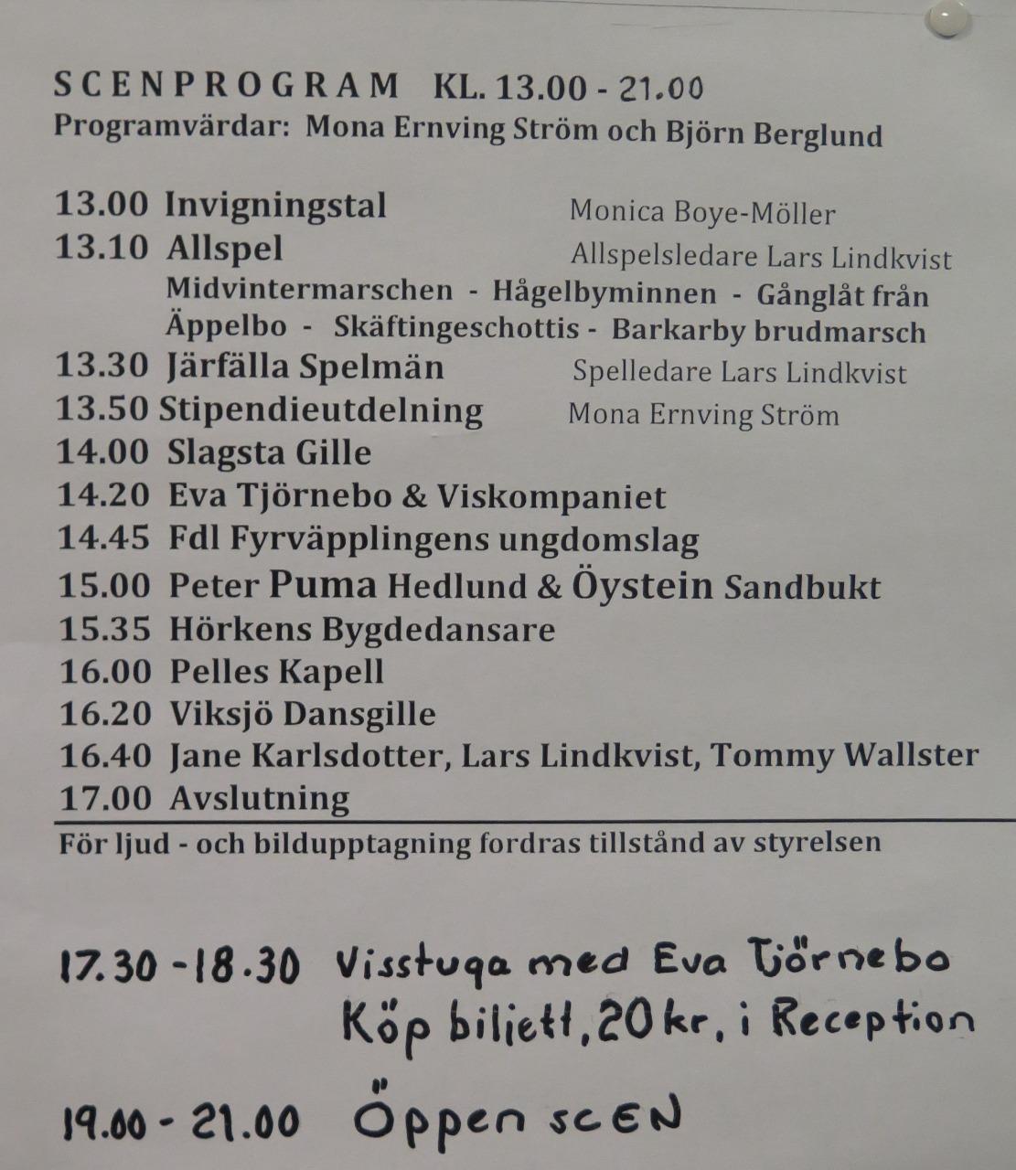 Mats Lundblads Gammaldans gada.se